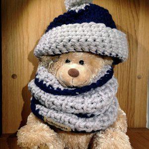 Bonnets, écharpes et snoods